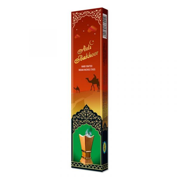 Asli Bakhoor Handcrafted Incense Sticks