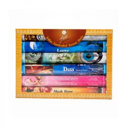 Assorted Export Incense Pack - 6 Pcs Combo