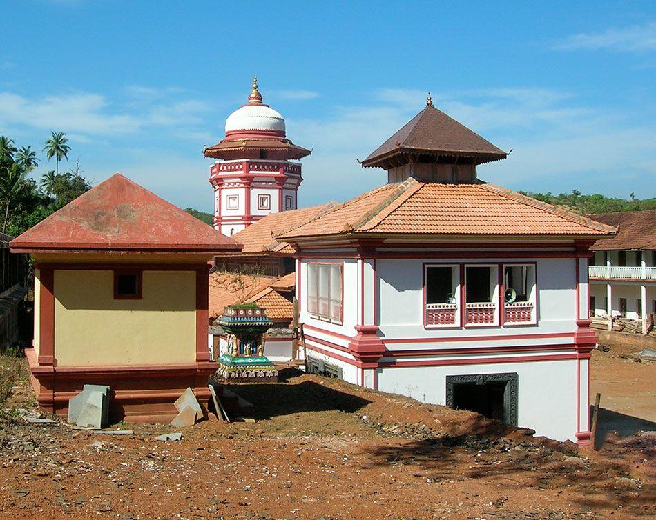 Mallikarjuna Temple, Goa