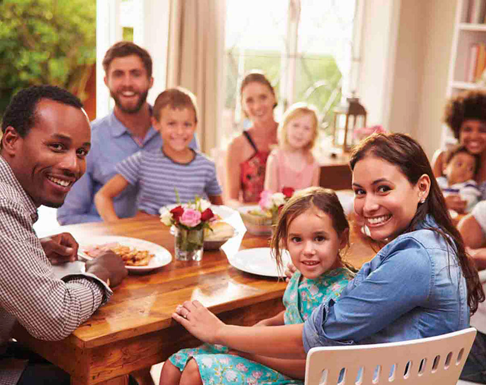 What's In a Family Meal?