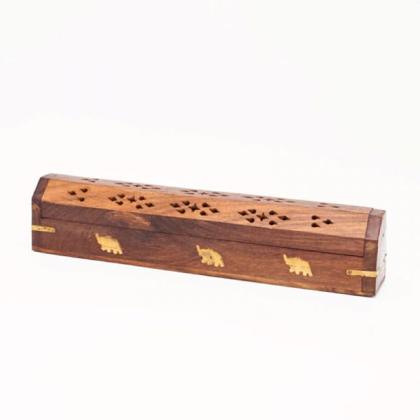 Handcrafted Wooden Agarbatti Stand