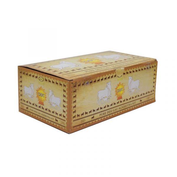 Pure Desi Gau Agnihotra Kit
