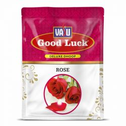 GoodLuck Rose Wet Dhoop