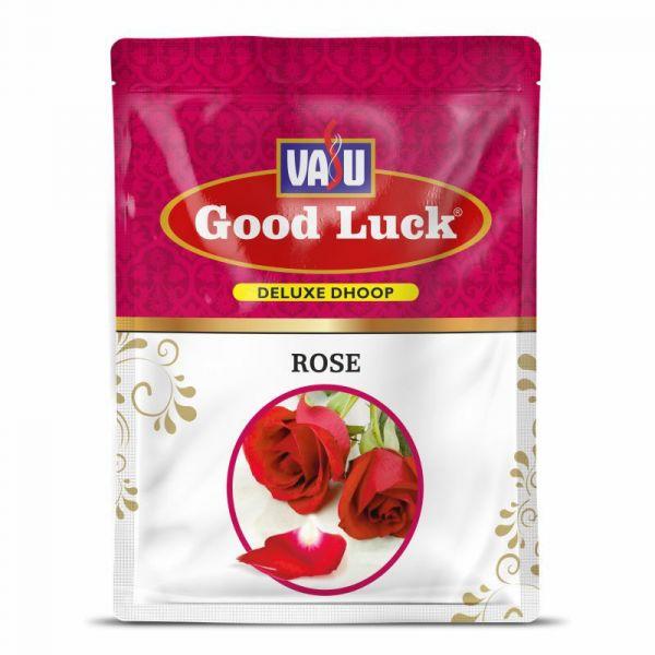 GoodLuck Rose Wet Dhoop