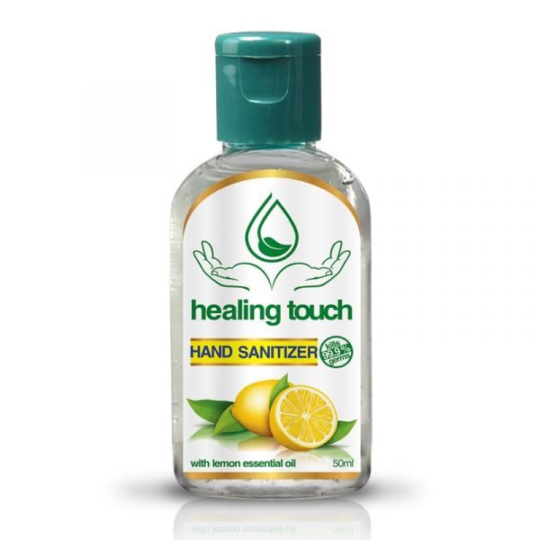 Healing Touch Hand Sanitizer