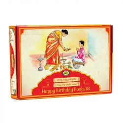 Happy Birthday Pooja Kit