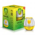 Lia Dashboard Gel Car Freshener