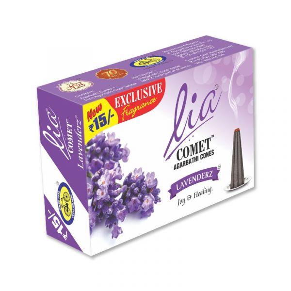 Lia Lavenderz Comet Cones