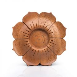 Lotus Tealight Holder and Incense Ash Catcher