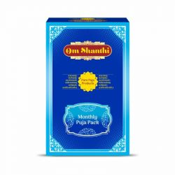 Om Shanthi Monthly Puja Pack