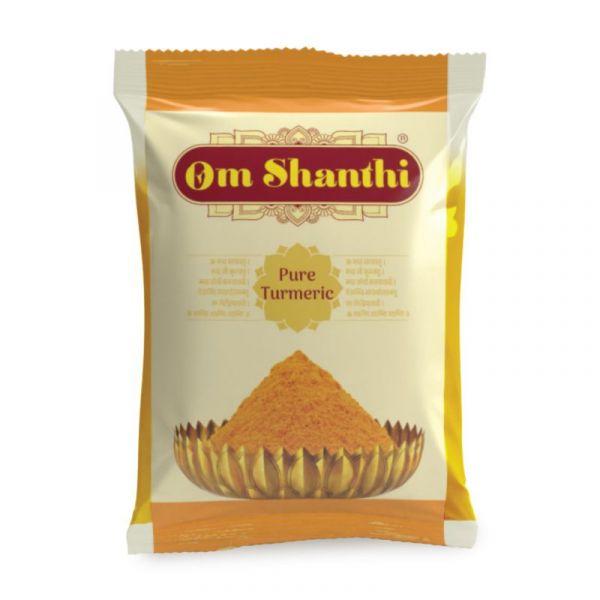 Om Shanthi Pure Turmeric