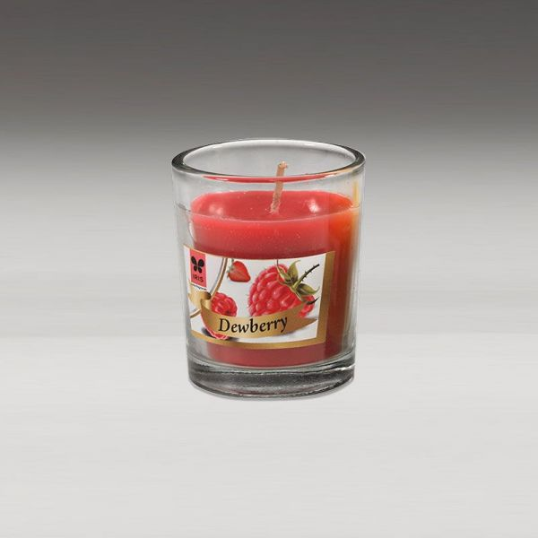 Shot Glass Votive Candles