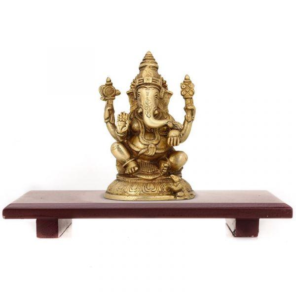 Wooden Pooja Peeta