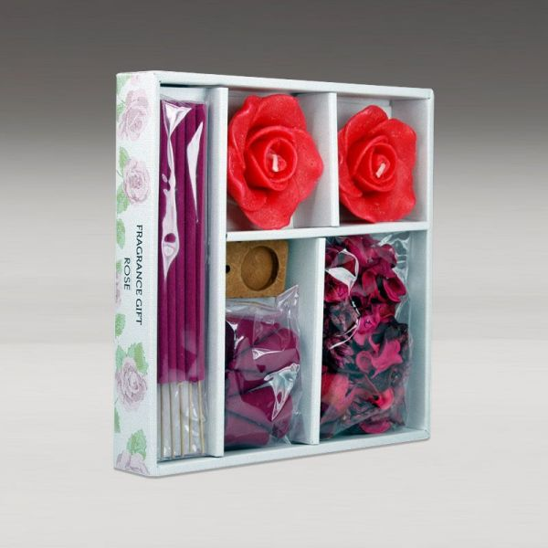 Rose Fragrance Gift Pack